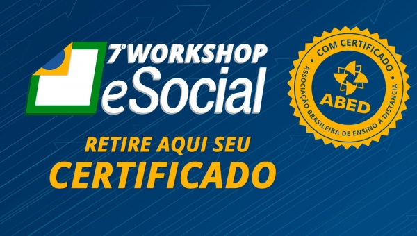 7º Workshop eSocial
